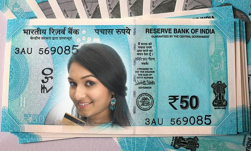 Indian Currency NOTE Photo Frames screenshot 2