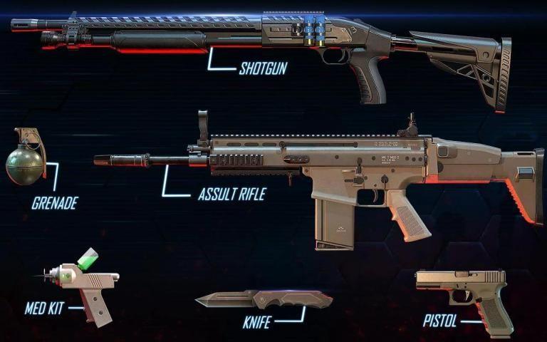 Counter Terrorist Stealth Mission Battleground War screenshot 13