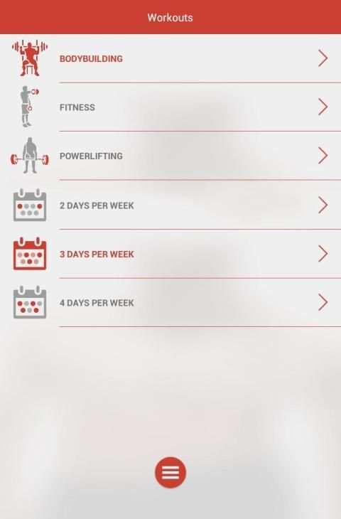 Fitness & Bodybuilding скриншот 2