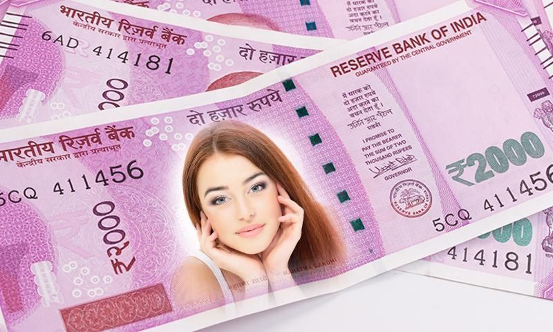 Indian Currency NOTE Photo Frames screenshot 3