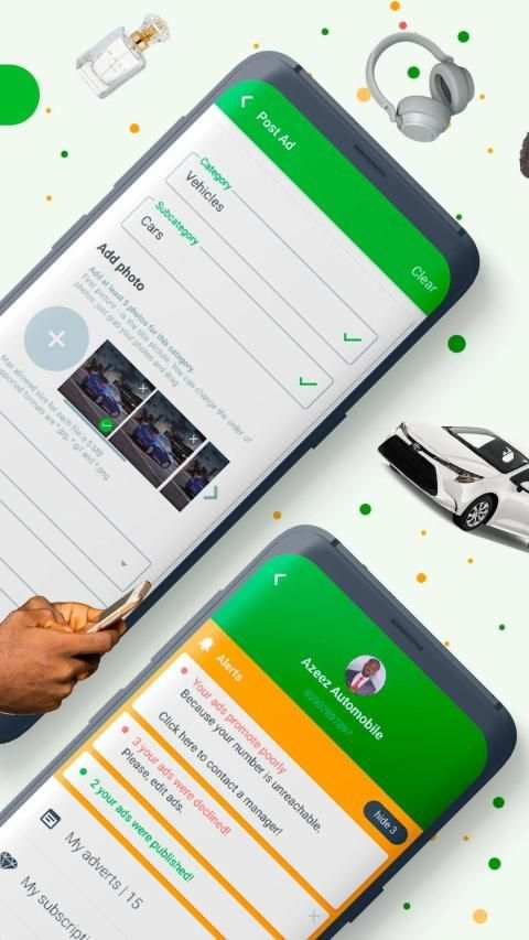 Jiji Tanzania: Buy & Sell Online screenshot 4
