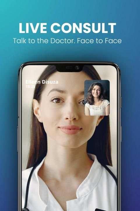 TakeMed- Online Doctors, Prescriptions and more screenshot 1