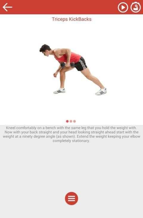 Fitness & Bodybuilding скриншот 6