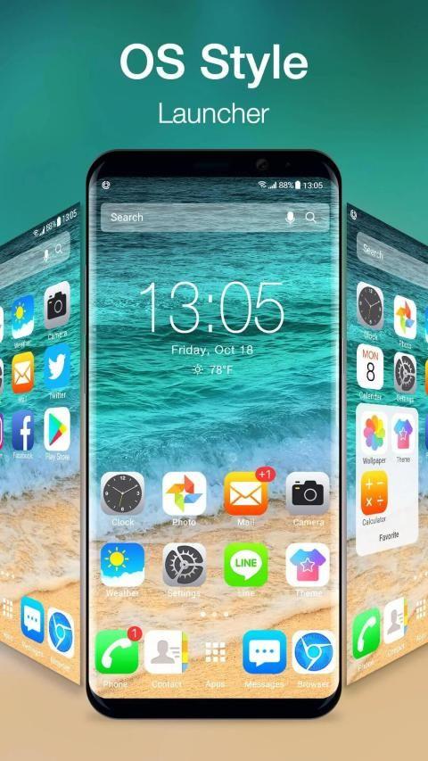 iLauncher OS13-Phone X style screenshot 6