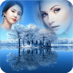 Nature Multi Photo Frame أيقونة