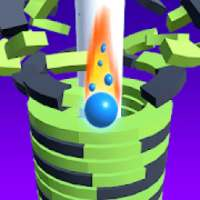 Drop Stack Ball - Fall Helix Blast Crash 3D on APKTom