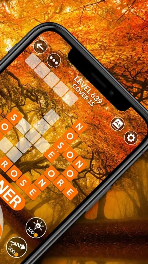 Wordscapes स्क्रीनशॉट 15