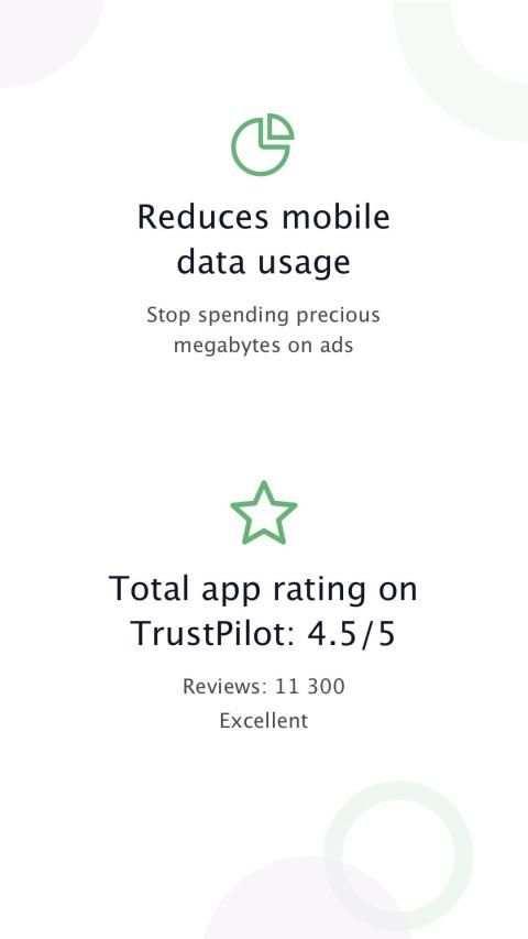 AdGuard: Content Blocker for Samsung and Yandex screenshot 1