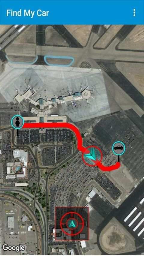 Find My Car - GPS Navigation screenshot 6