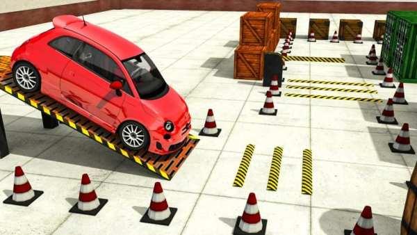 Advance Car Parking Game: Car Driver Simulator screenshot 1