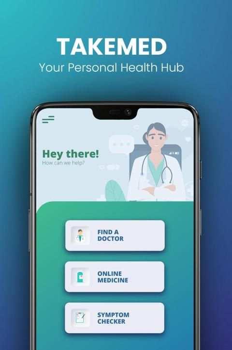 TakeMed- Online Doctors, Prescriptions and more screenshot 5