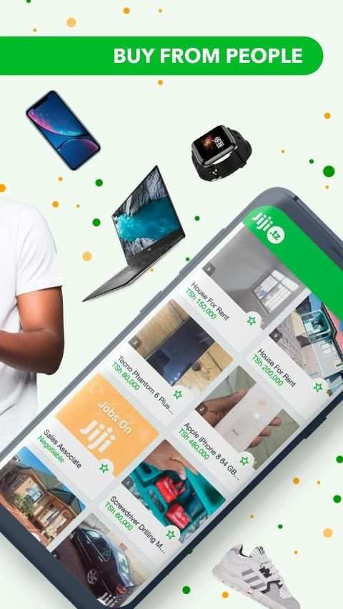 Jiji Tanzania: Buy & Sell Online screenshot 8
