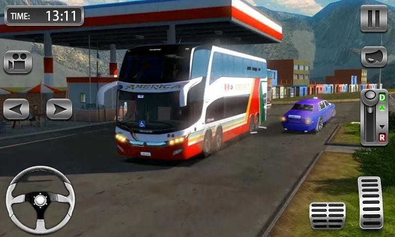 Bus Racing 3D - Hill Station Bus Simulator 2019 screenshot 2