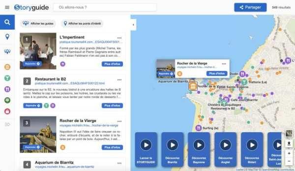 Storyguide : visitez le monde screenshot 9