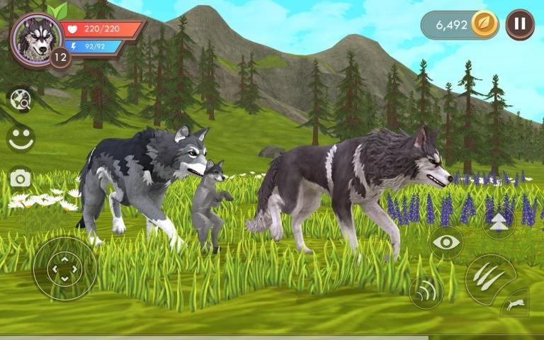 WildCraft: Animal Sim Online 3D screenshot 5