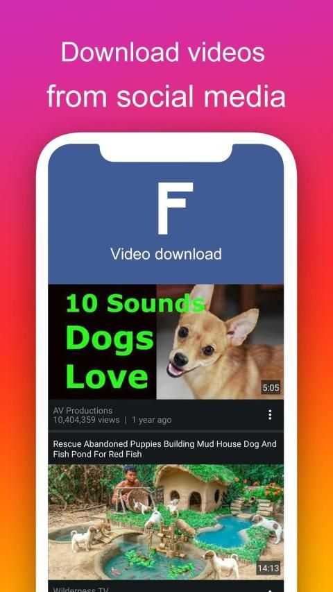 Tube Video Downloader 2020 & Free Downloader App screenshot 4