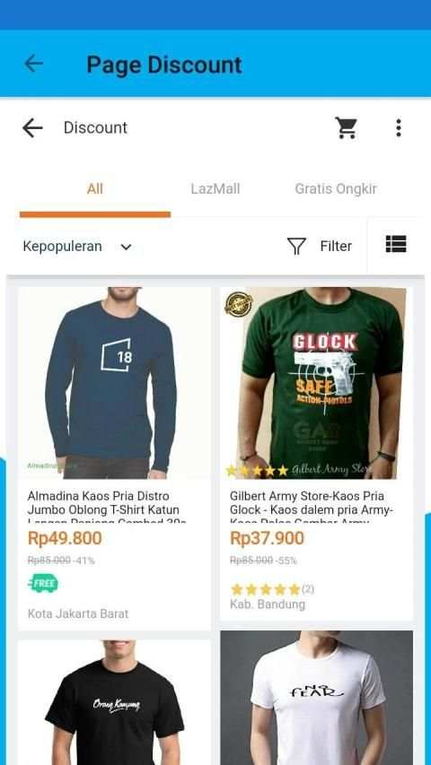 Coupons for Lazada & Promo codes screenshot 2