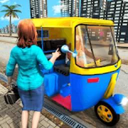 Tuk Tuk Rickshaw