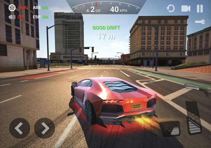 Ultimate Car Driving Simulator स्क्रीनशॉट 11