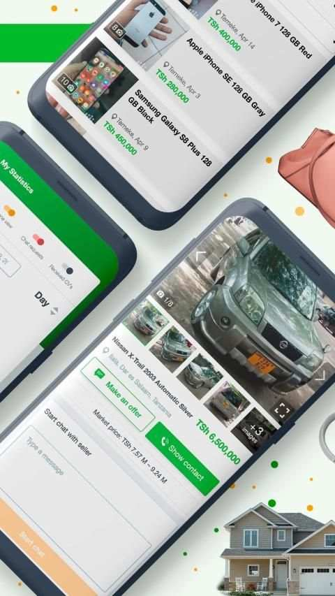 Jiji Tanzania: Buy & Sell Online screenshot 6