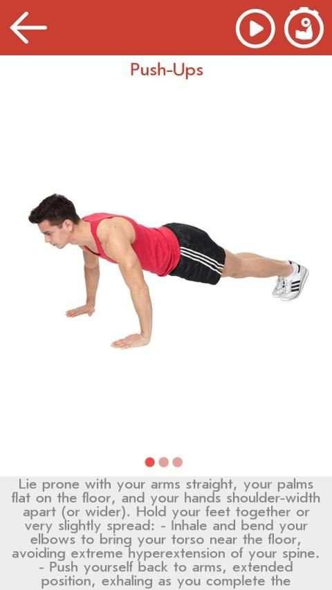 Fitness & Bodybuilding скриншот 8