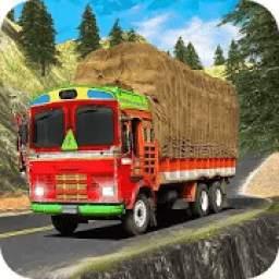 Indian Truck Offroad Cargo Drive Simulator 2