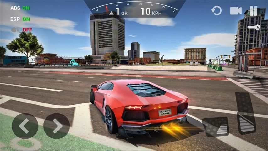Ultimate Car Driving Simulator स्क्रीनशॉट 27