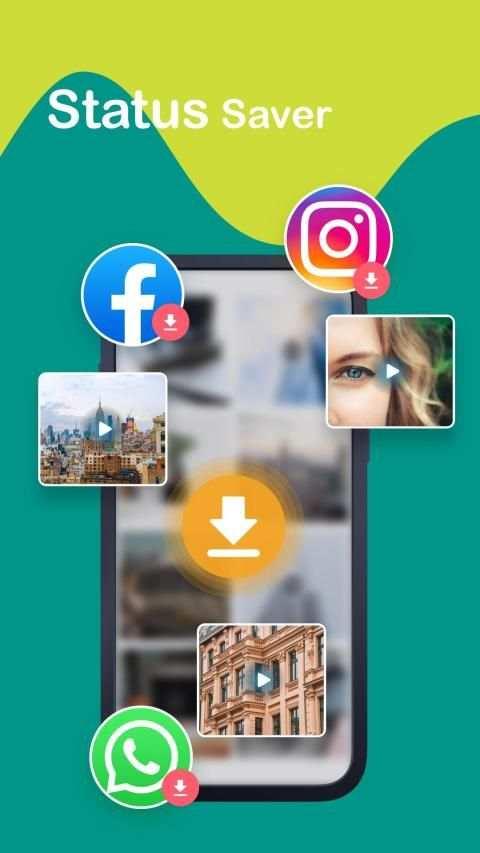 Xender - Share Music&Video,Status Saver,Transfer screenshot 2