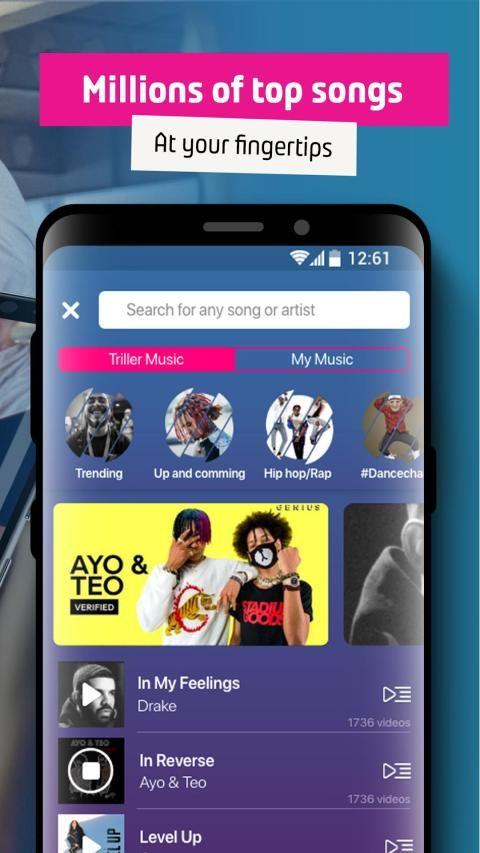 Triller: Social Video Platform स्क्रीनशॉट 15