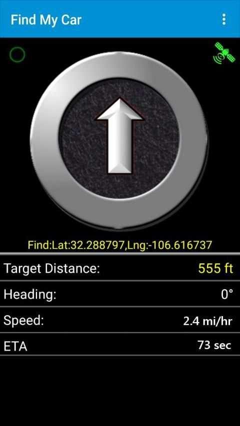 Find My Car - GPS Navigation screenshot 3