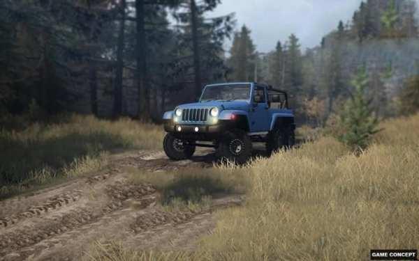 4x4 Jeep Extreme Stunts Mountain Trick Master 2019 screenshot 1