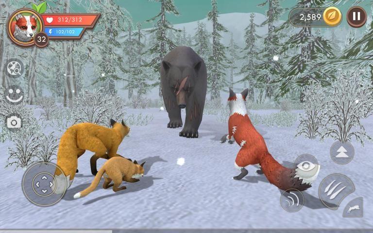 WildCraft: Animal Sim Online 3D screenshot 3