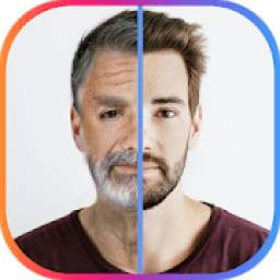 Old Age Face effects App: Face Changer Gender Swap